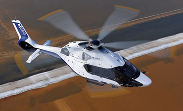 Airbus Helicopters and Porcher Industries