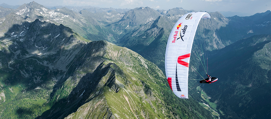 Porcher Sport to power Red Bull X-Alps 2019 race