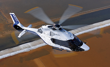 Airbus Helicopters innovative composite