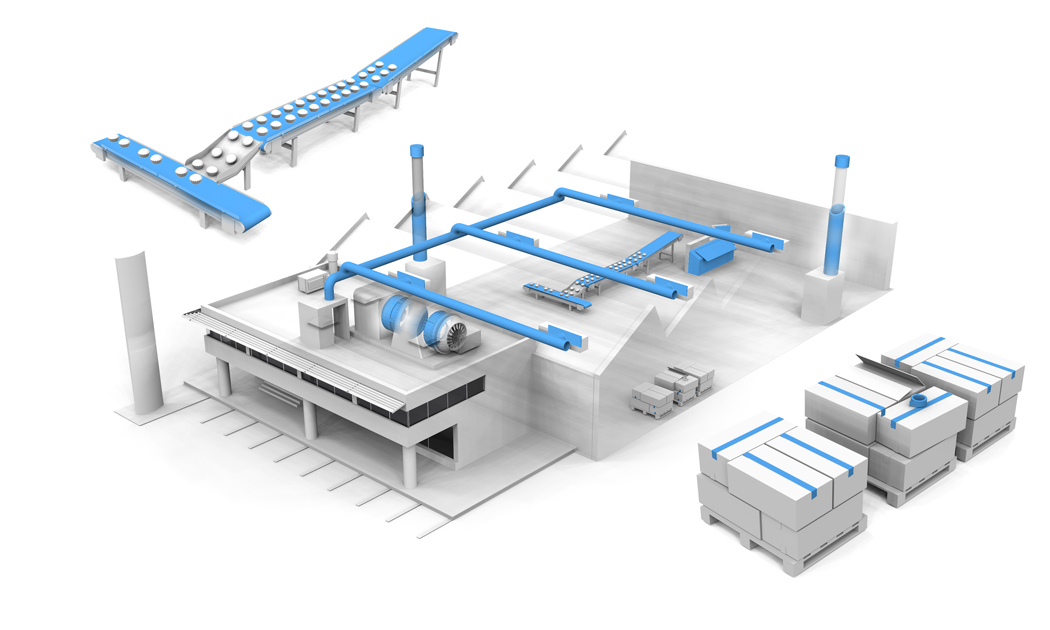 Manufacturing site